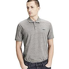 Jack & Jones - Grey 'Jet' polo shirt