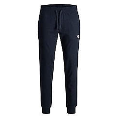 Jack & Jones - Navy 'Light' sweat pants