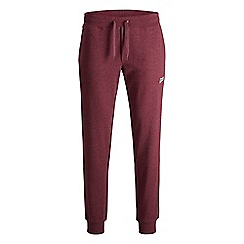 Jack & Jones - Burgundy 'Light' sweat pant