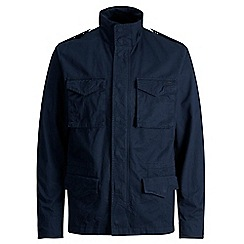 Jack & Jones - Navy 'Oscar' field jacket