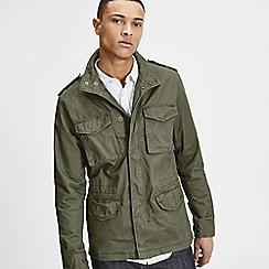 Jack & Jones - Khaki 'Oscar' field jacket