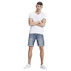 Jack & Jones - Denim 'Rick 797' shorts