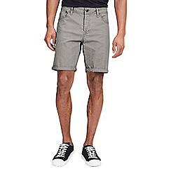 Jack & Jones - Grey 'Rick' shorts