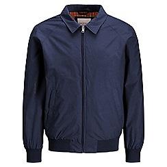 Jack & Jones - Navy 'Herrington' jacket
