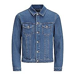 Jack & Jones - Blue 'Earl' denim jacket