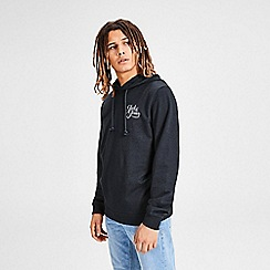 Jack & Jones - Navy 'Galions' hoodie