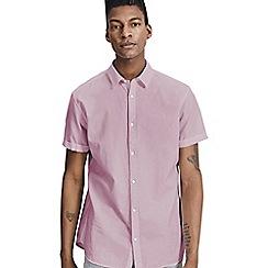 Jack & Jones - Lilac 'Summer colour' short sleeved shirt