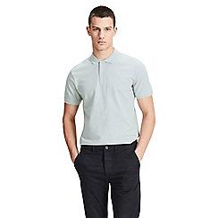 Jack & Jones - Light blue 'Basic' polo shirt