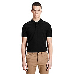 Jack & Jones - Black 'Basic' polo shirt