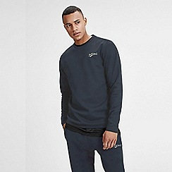 Jack & Jones - Navy 'Millers' sweatshirt