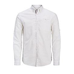 Jack & Jones - White 'Greg' shirt
