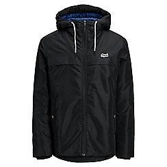 Jack & Jones - Black 'New Canyon' jacket