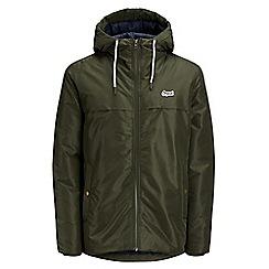Jack & Jones - Dark green 'New Canyon' jacket