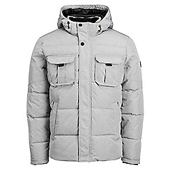 Jack & Jones - Grey 'Will' jacket