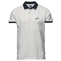Jack & Jones - Ivory polo shirt