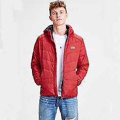 Jack & Jones - Red 'Bend' puffer