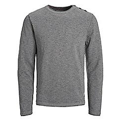 Jack & Jones - Grey 'Homework' knit