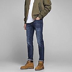 Jack   Jones - Blue  Tim 782  slim fit jeans 8740f88504