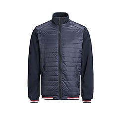 Jack & Jones - 'Navy 'Hybrid' Jacket
