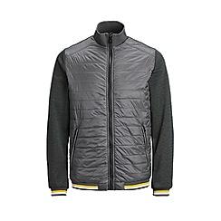 Jack & Jones - 'Dark Grey 'Hybrid' Jacket