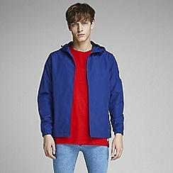 Jack & Jones - Bright Blue 'Glave' track jacket