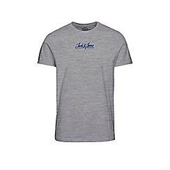 Jack & Jones - Grey 'Empire Small' t-shirt
