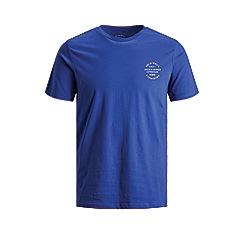 Jack & Jones - 'Blue 'Neo Chest' T-Shirt