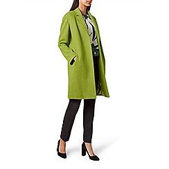 Hobbs - Green 'Rowena' coat