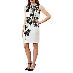 Hobbs - White 'Bree' dress