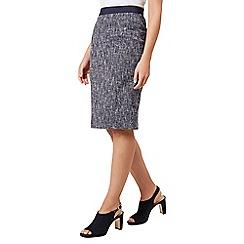 Hobbs - Navy 'Arabella' skirt