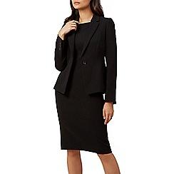 Hobbs - Black 'Caitlyn' jacket