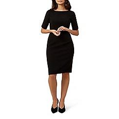 Hobbs - Black 'Caitlyn' knee length pencil dress