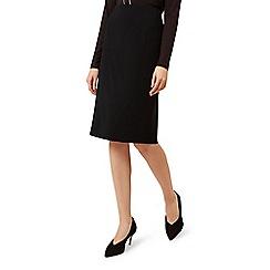 Hobbs - Black 'Caitlyn' skirt