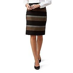 Hobbs - Black 'Nora' skirt
