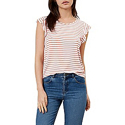 Hobbs - White 'Vanessa' t-shirt