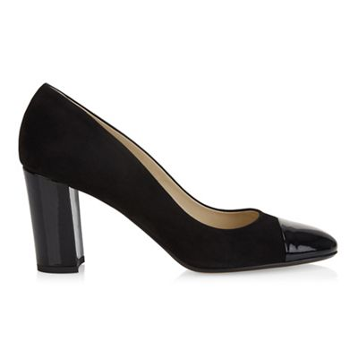Hobbs - Black 'Ellie' courts Fashionable and eye-catching shoes