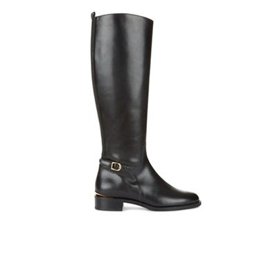 Hobbs - Black 'Fleur' riding boots