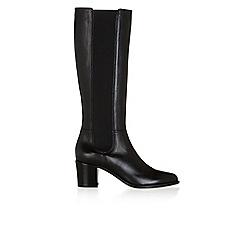 Hobbs - Black 'Lilie' long boots