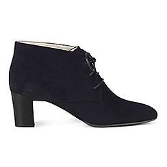 Hobbs - Navy 'Patricia' ankle boots