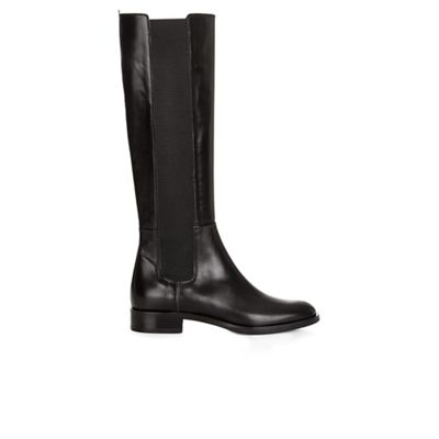 Hobbs - Black 'Jane' long boots