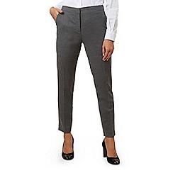 Hobbs - Dark grey 'Gael' trousers