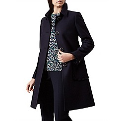 Hobbs - Navy 'Ophelia' coat