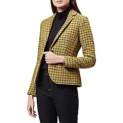 Hobbs - Mustard 'Dalby' jacket