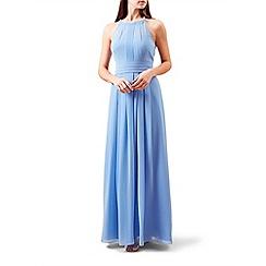 Hobbs - Blue 'Alexis' dress