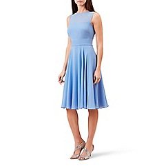 Hobbs - Blue 'Ashling' dress