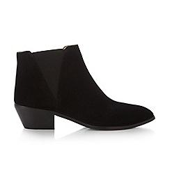 Hobbs - Black 'Linden' boots
