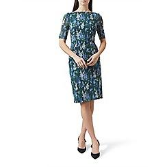 Hobbs - Green 'Brinley' dress