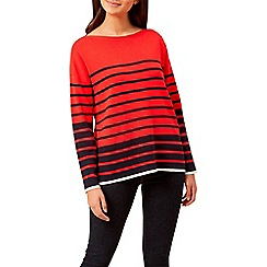 Hobbs - Red 'Rhian' sweater