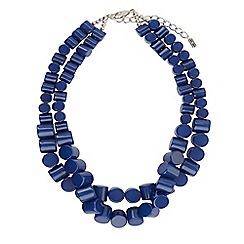 Hobbs - Blue 'Liza' necklace