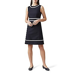 Hobbs - Navy 'Melonie' shift dress
